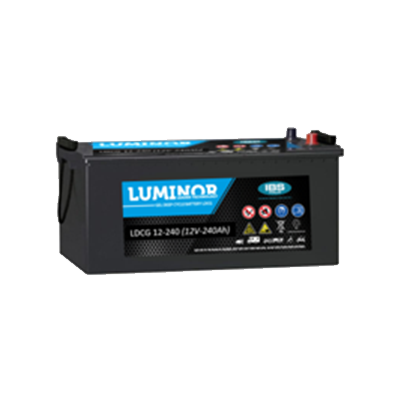 BATTERIA LUMINOR 12Volt LDCG12-240