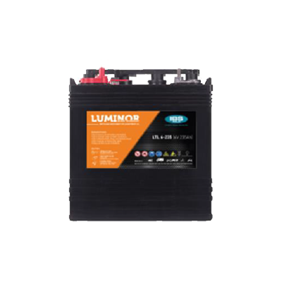 BATTERIA LUMINOR 8Volt LTL-8-170