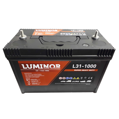 BATTERIA LUMINOR 12Volt L31-1000