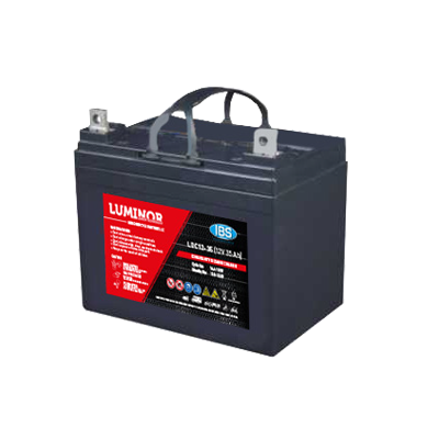 BATTERIA LUMINOR 12Volt LDC12-35