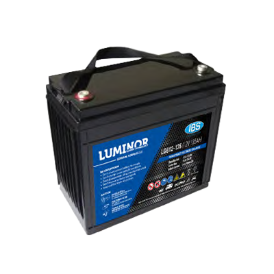 BATTERIA LUMINOR 12Volt LGB12-135
