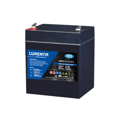 BATTERIA LUMINOR 12Volt LGB12-5