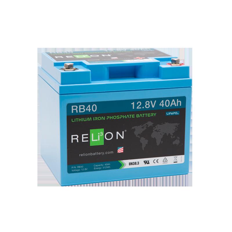 BATTERIA RELION 12Volt RB40