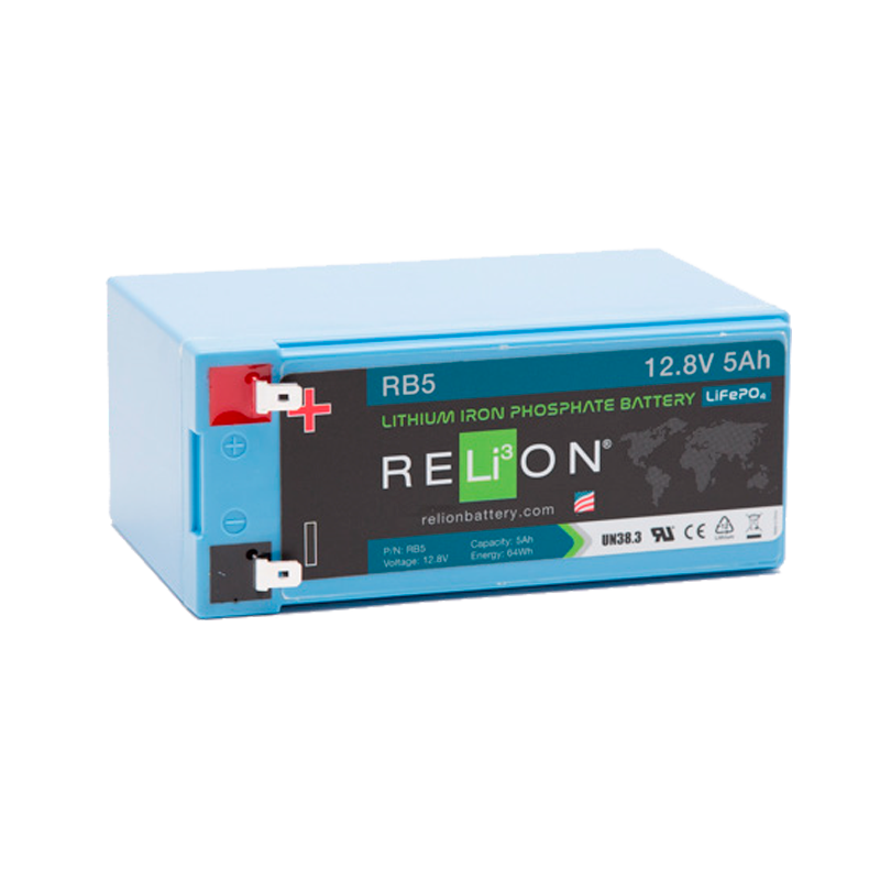 BATTERIA RELION 12Volt RB5
