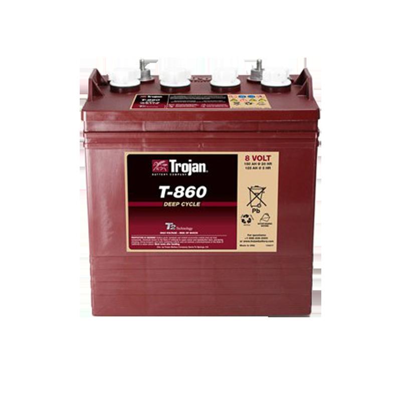 BATTERIA TROJAN 8Volt TR-T860