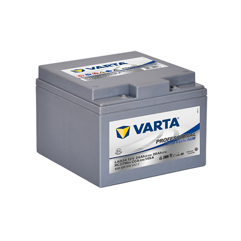 BATTERIA VARTA 12Volt VLAD24