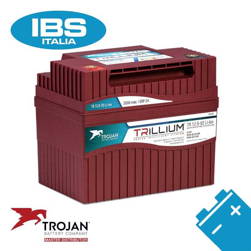 Batterie Trillium – Trojan Intelligent Lithium