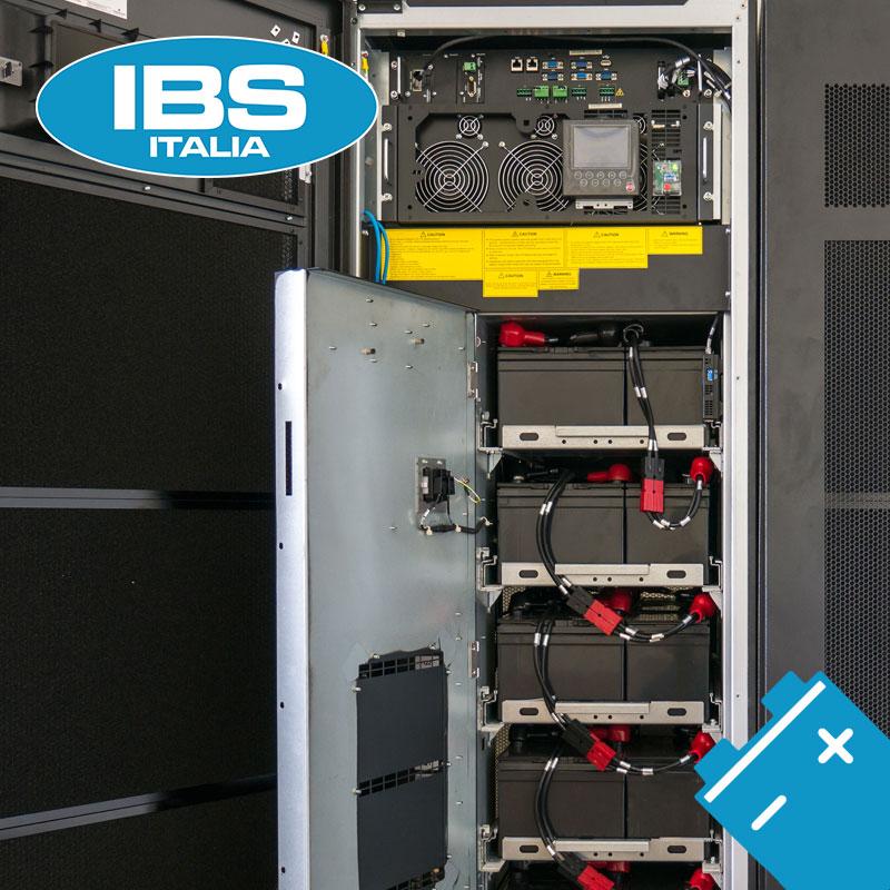 Quando la continuità di funzionamento è tutto: Batterie IBS-Luminor LGB.