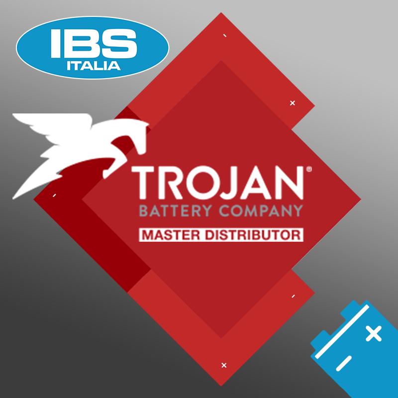 IBS Batterie è l'unico Master Distributor Trojan per il mercato Italiano.