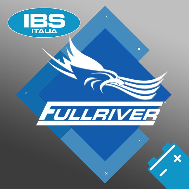 Batterie Fullriver: nuovi prodotti made in USA entrano a far parte della famiglia IBS Batterie.